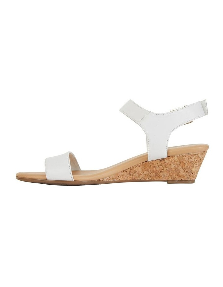 Cable White Glove Sandal image 3