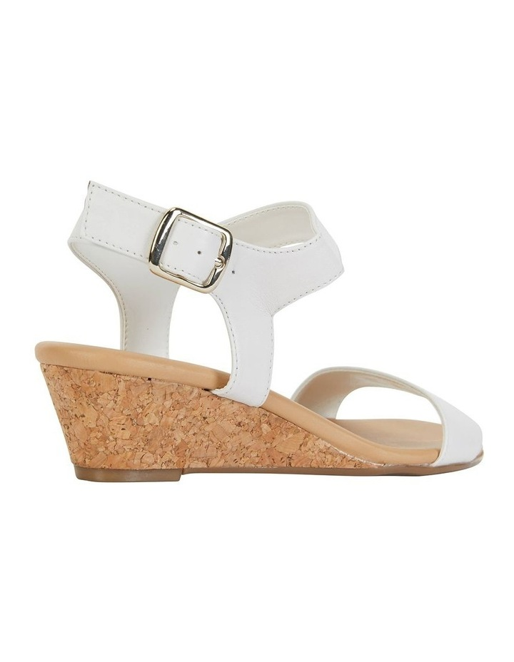 Cable White Glove Sandal image 4