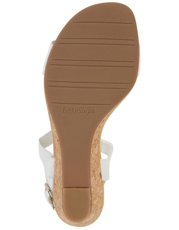 Cable White Glove Sandal image 5