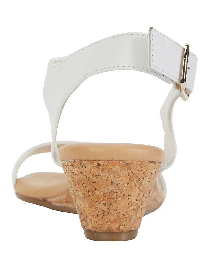 Cable White Glove Sandal image 6