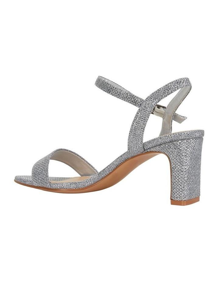 Unison Pewter Shimmer Sandal image 4