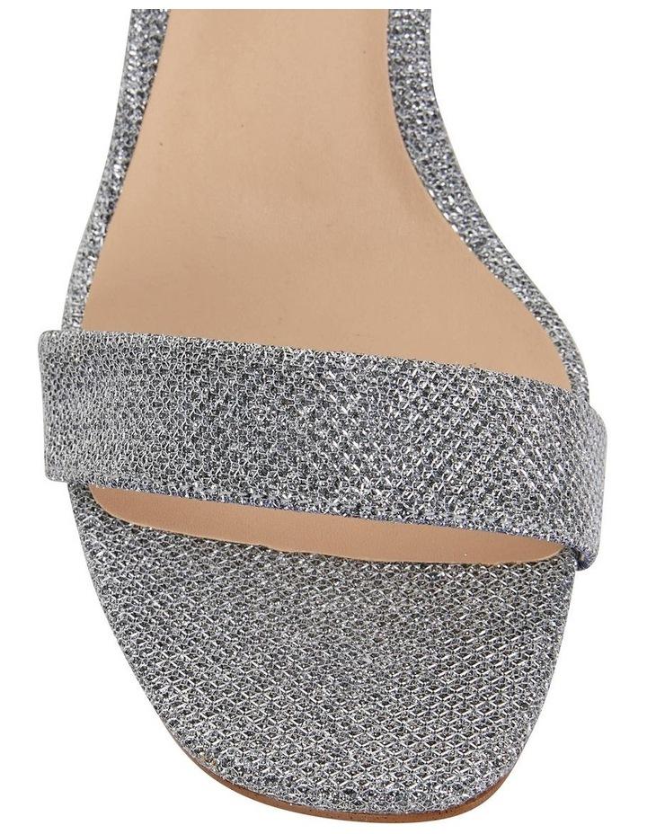 Unison Pewter Shimmer Sandal image 5