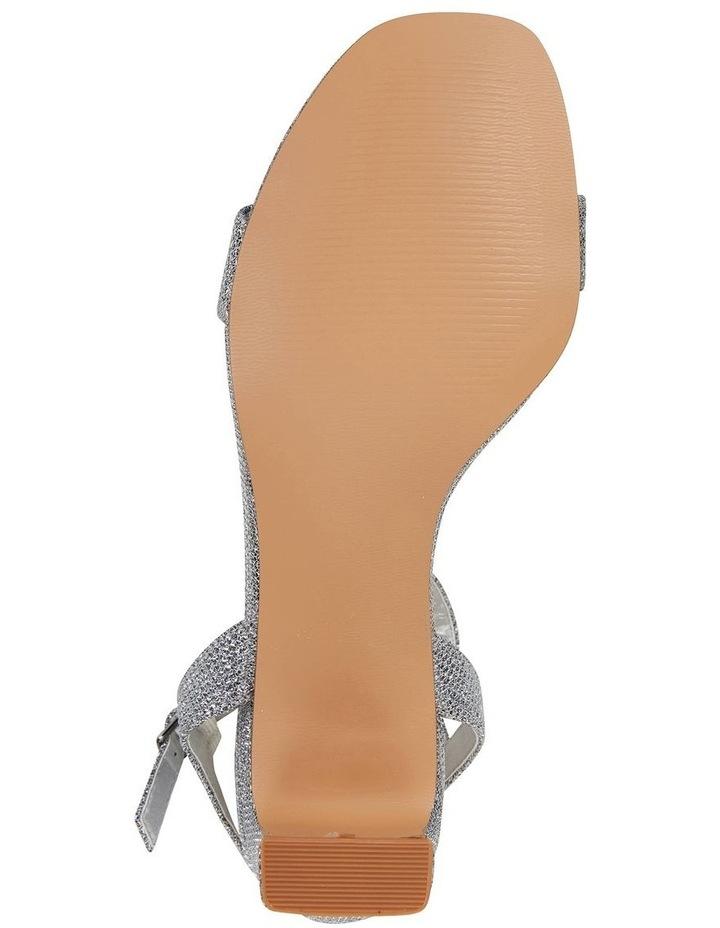 Unison Pewter Shimmer Sandal image 6