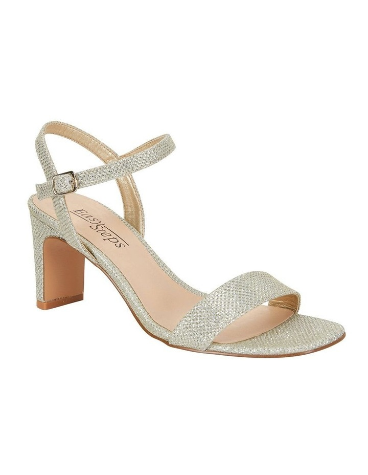 Unison Soft Gold Shimmer Sandal image 2