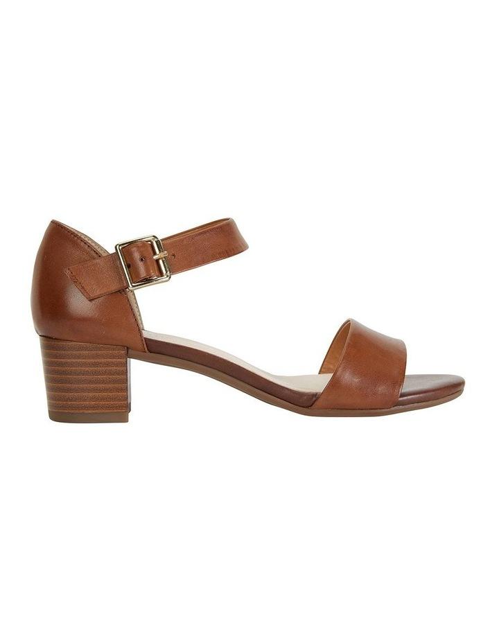 Vella Cognac Glove Sandal image 1