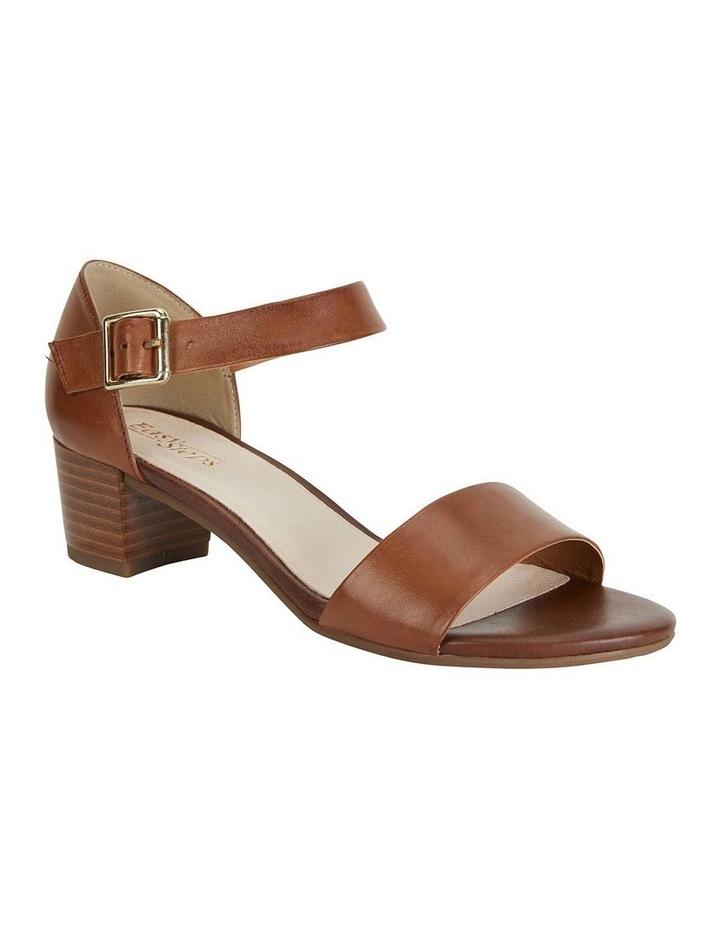 Vella Cognac Glove Sandal image 2