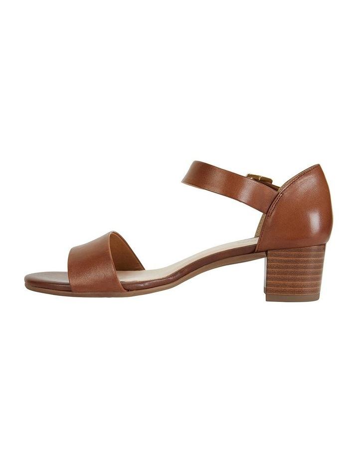 Vella Cognac Glove Sandal image 3