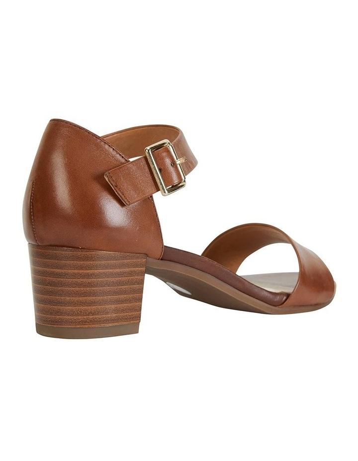 Vella Cognac Glove Sandal image 4