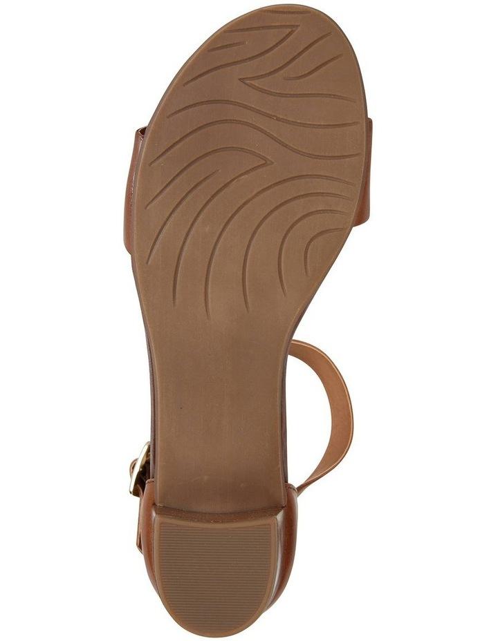 Vella Cognac Glove Sandal image 5