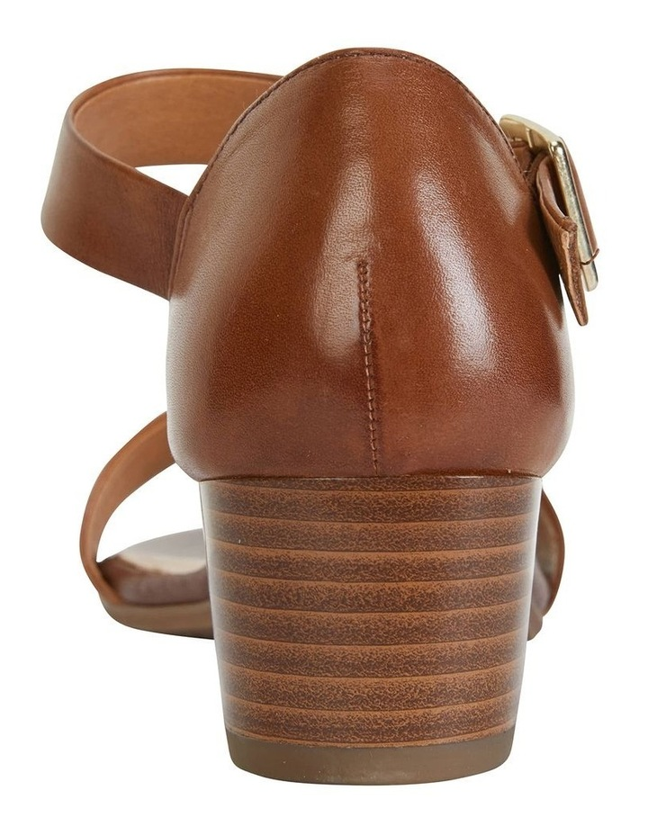 Vella Cognac Glove Sandal image 6