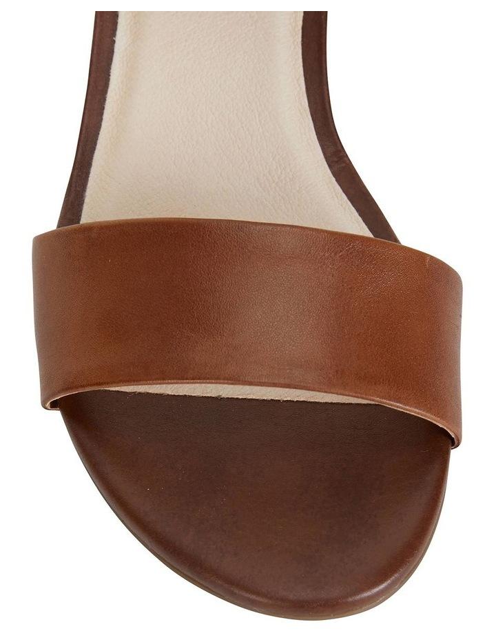 Vella Cognac Glove Sandal image 7
