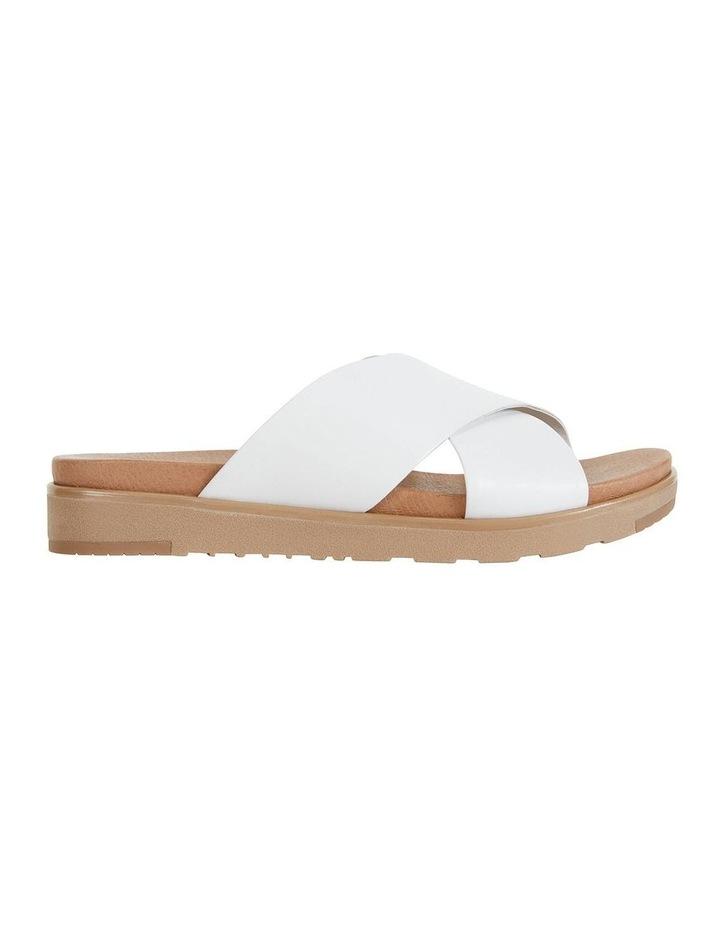 Bold White Glove Sandal image 1