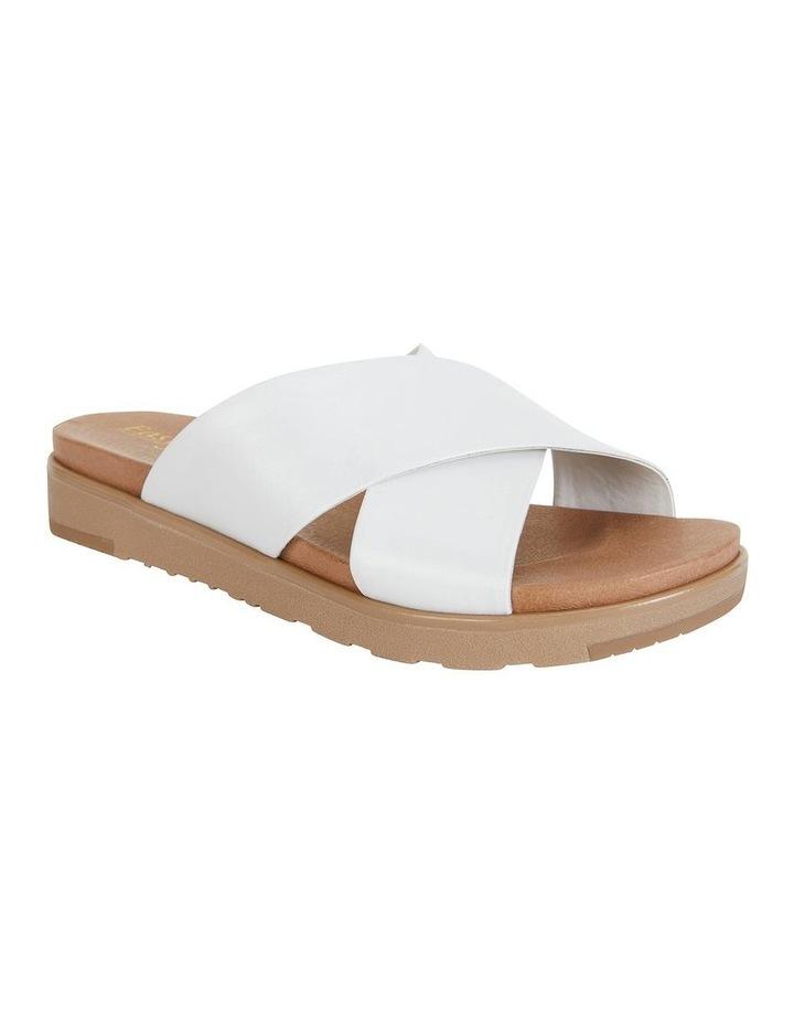 Bold White Glove Sandal image 2