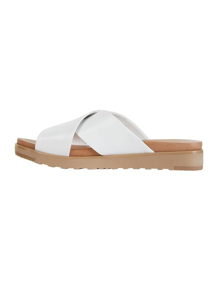 Bold White Glove Sandal image 3