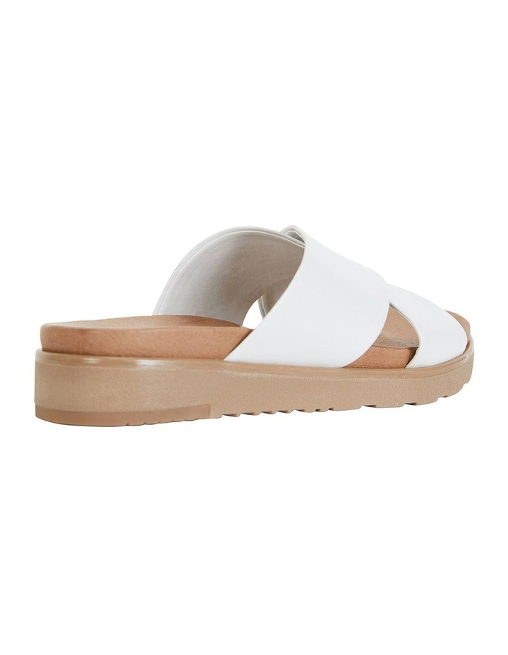 Bold White Glove Sandal image 4