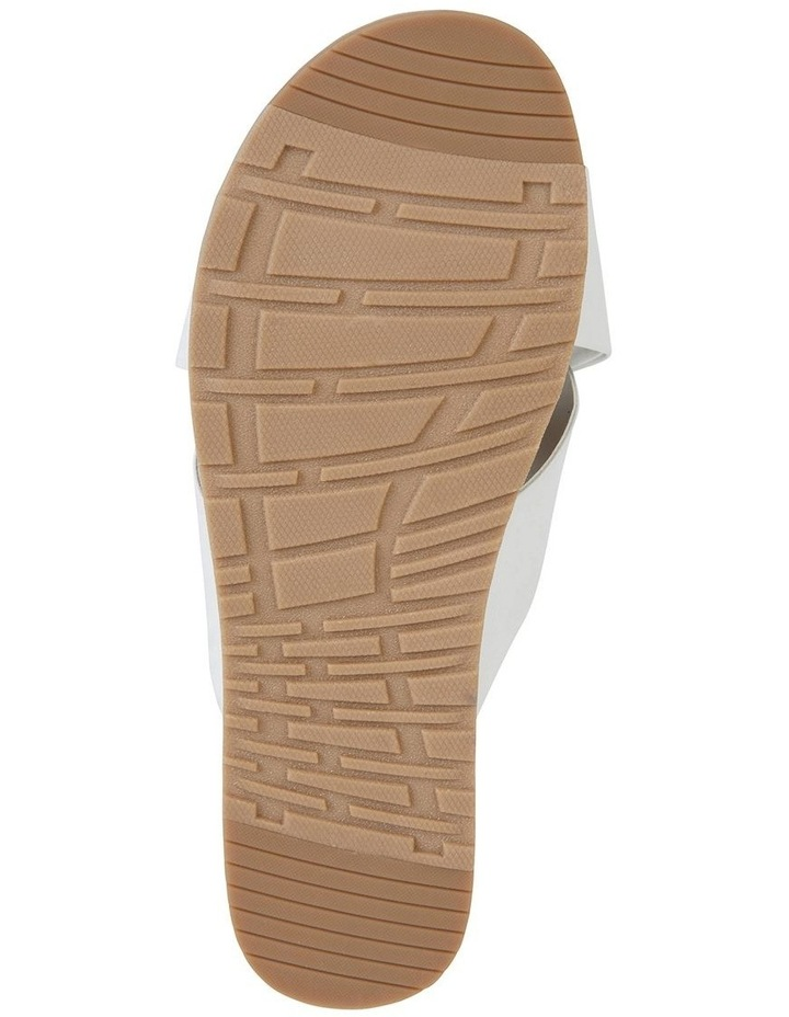 Bold White Glove Sandal image 5