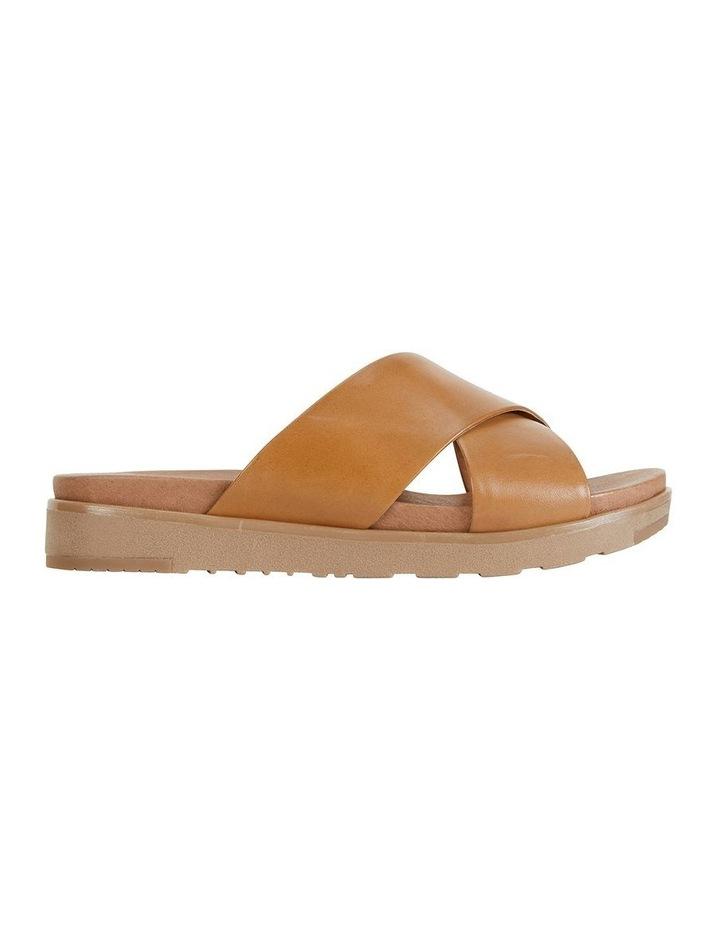 Bold Cognac Glove Sandal image 1