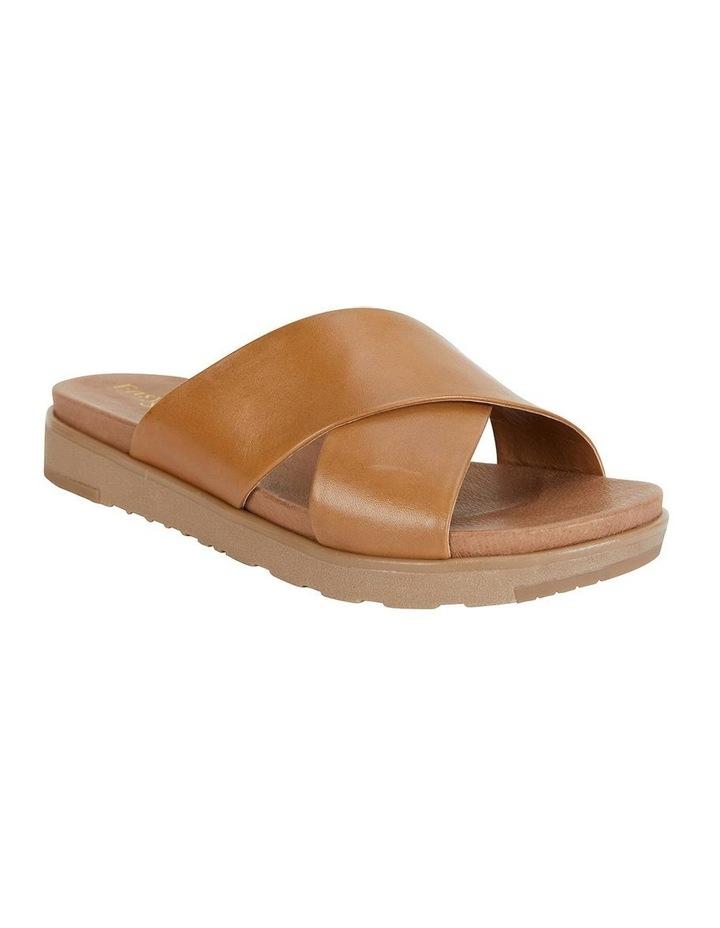 Bold Cognac Glove Sandal image 2