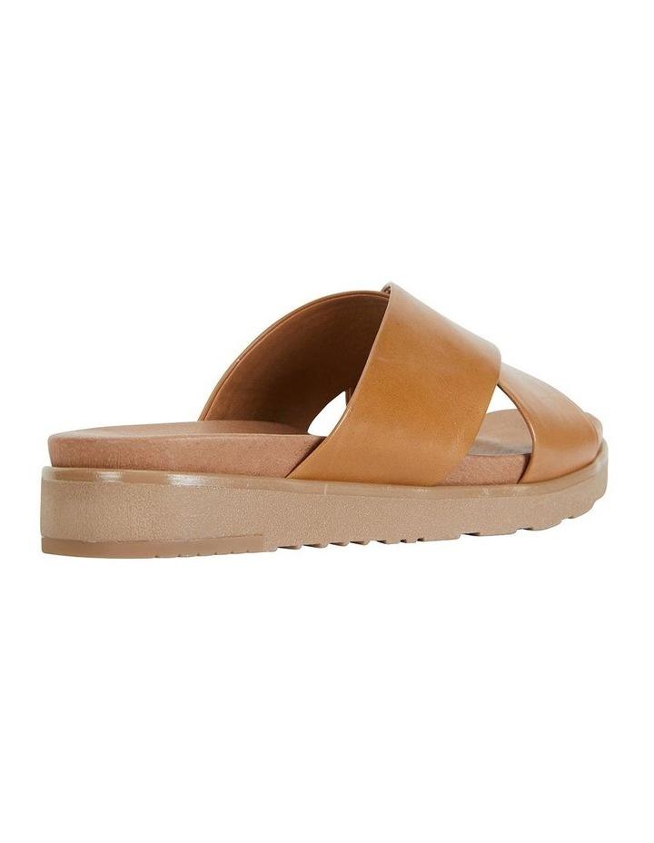 Bold Cognac Glove Sandal image 4