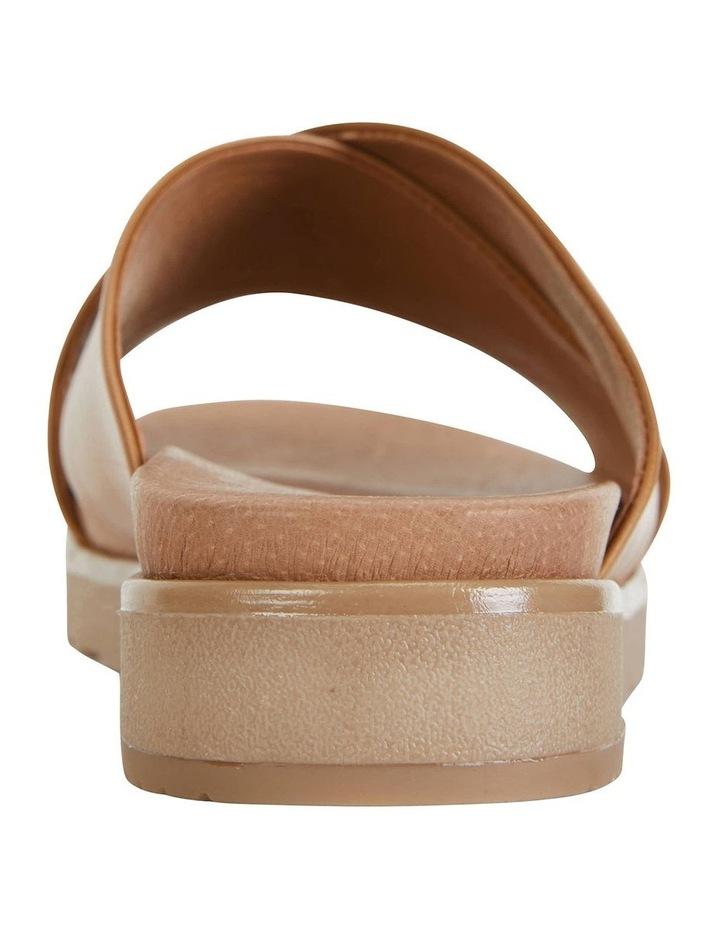 Bold Cognac Glove Sandal image 6