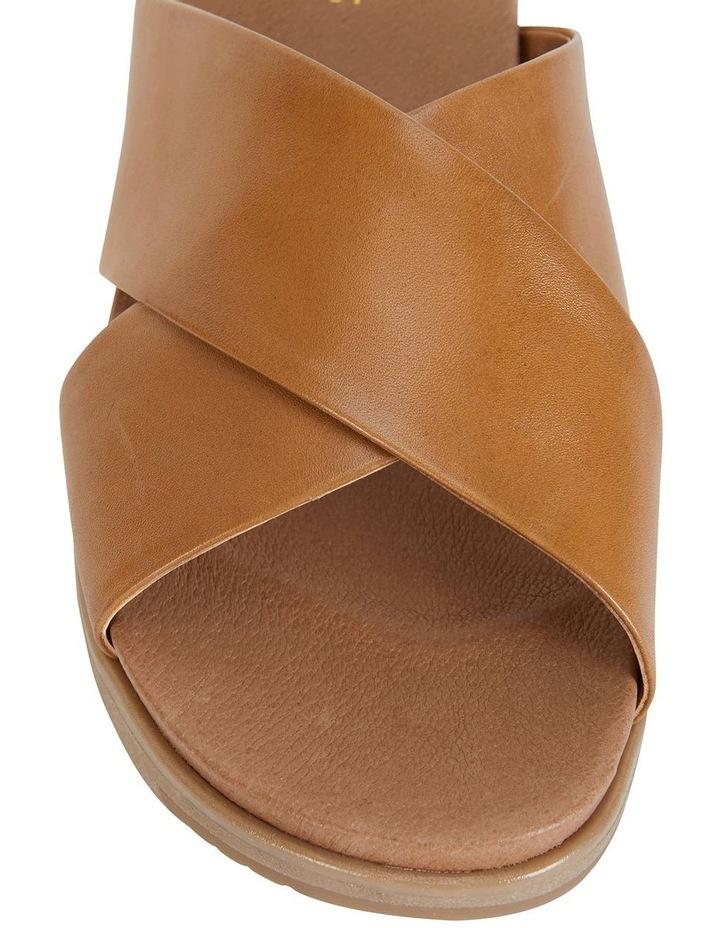 Bold Cognac Glove Sandal image 7