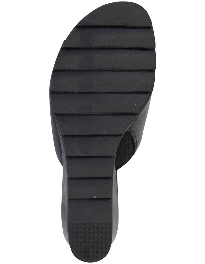 Calypso Black Glove Sandal image 5