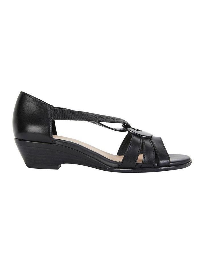 Corina Black Glove Sandal image 1