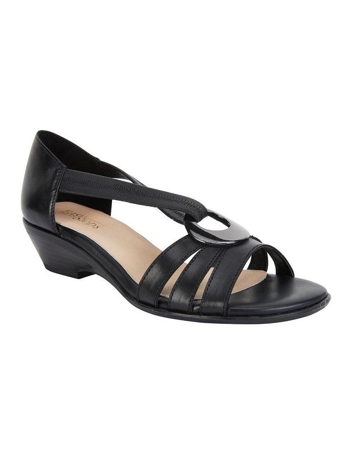 Corina Black Glove Sandal image 2