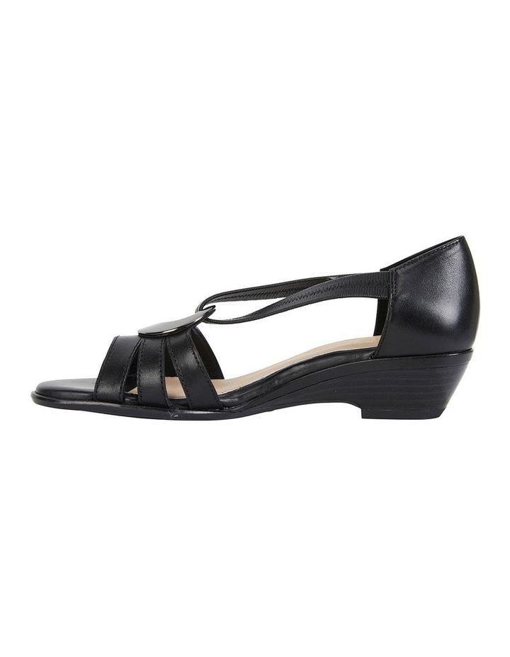 Corina Black Glove Sandal image 3
