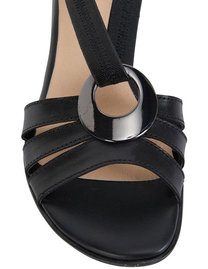 Corina Black Glove Sandal image 5