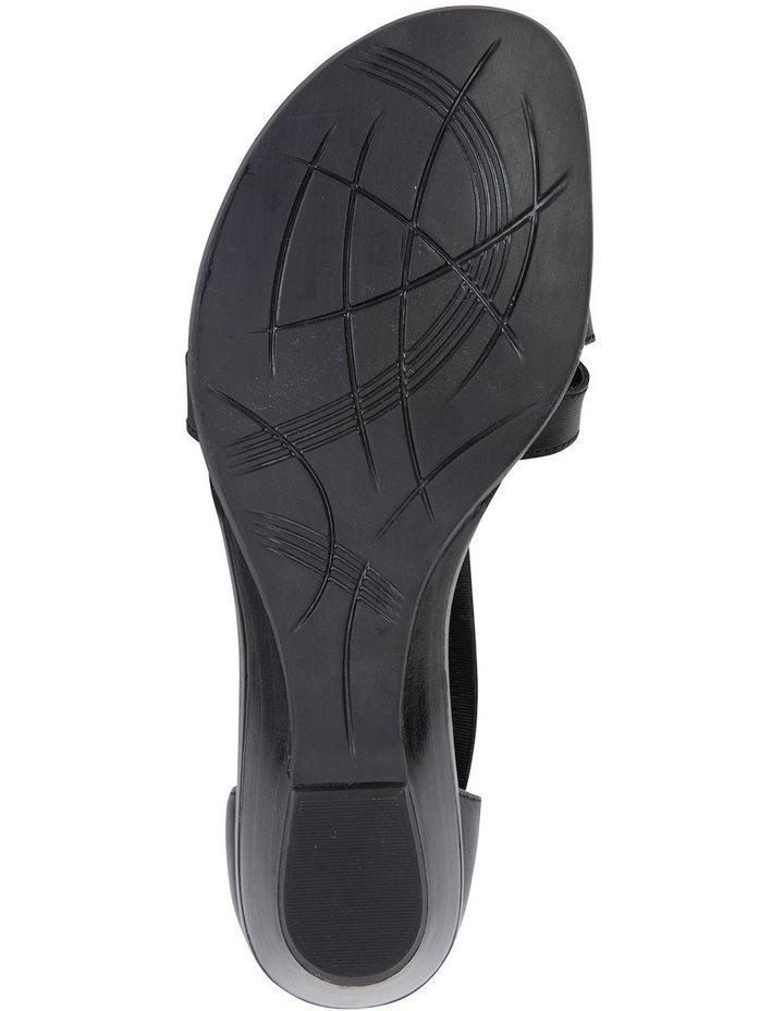 Corina Black Glove Sandal image 6