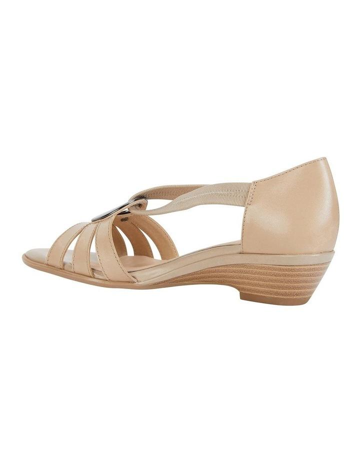 Corina Neutral Glove Sandal image 3