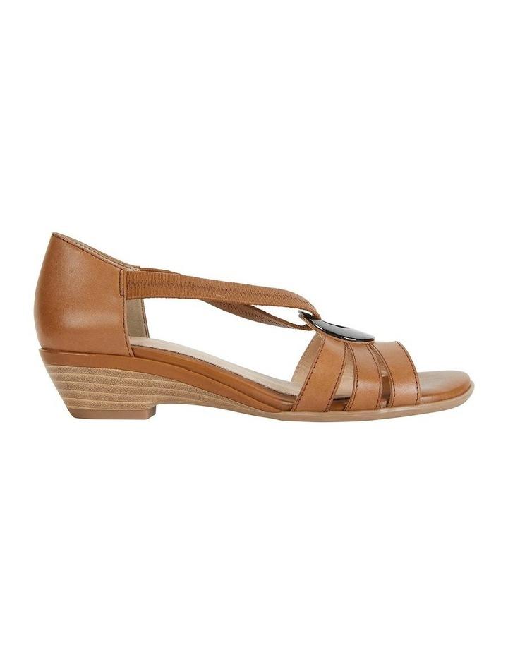 Corina Cognac Glove Sandal image 1