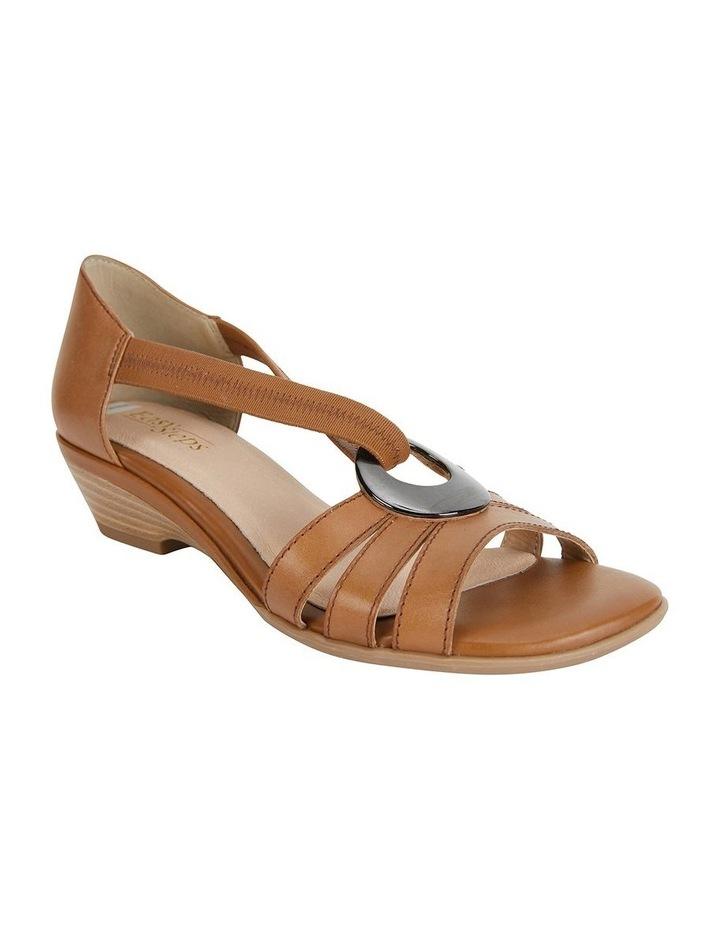 Corina Cognac Glove Sandal image 2