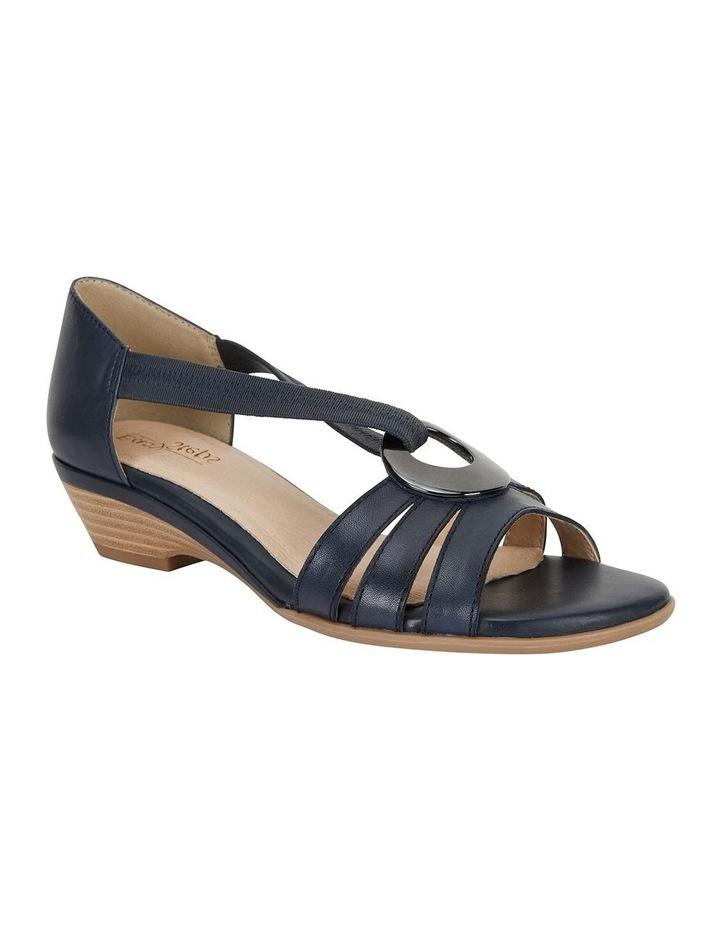 Corina Navy Glove Sandal image 2