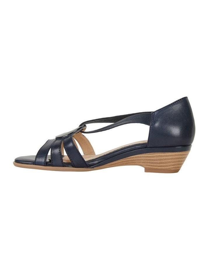 Corina Navy Glove Sandal image 3