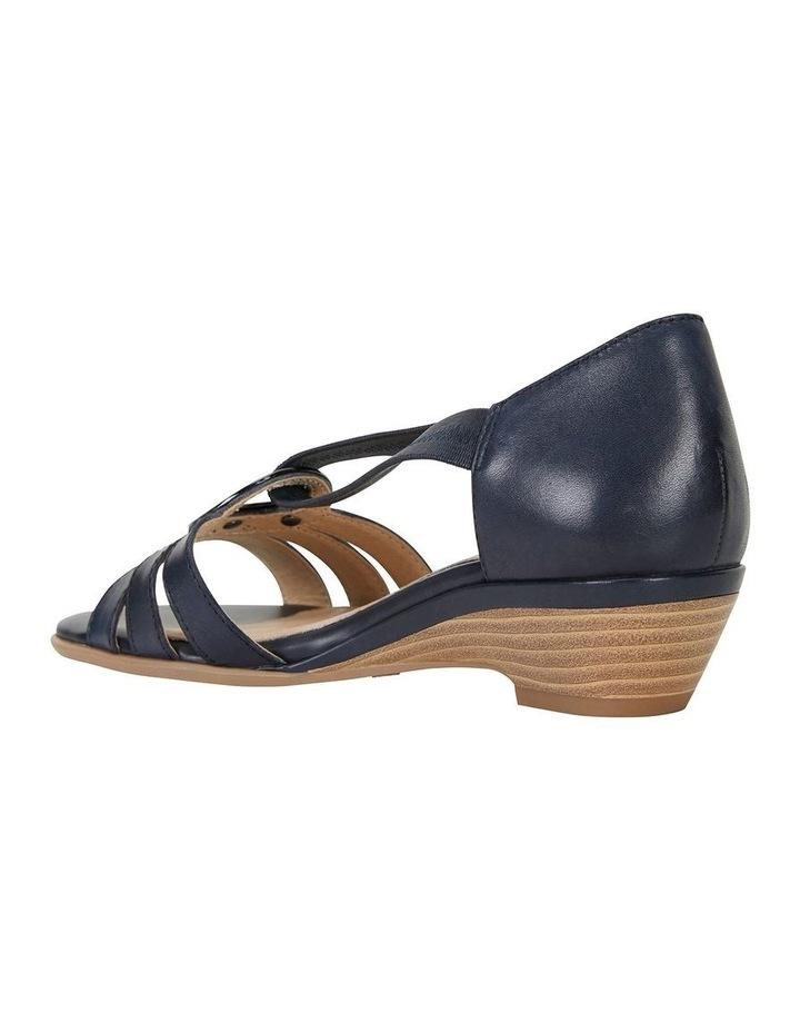 Corina Navy Glove Sandal image 4