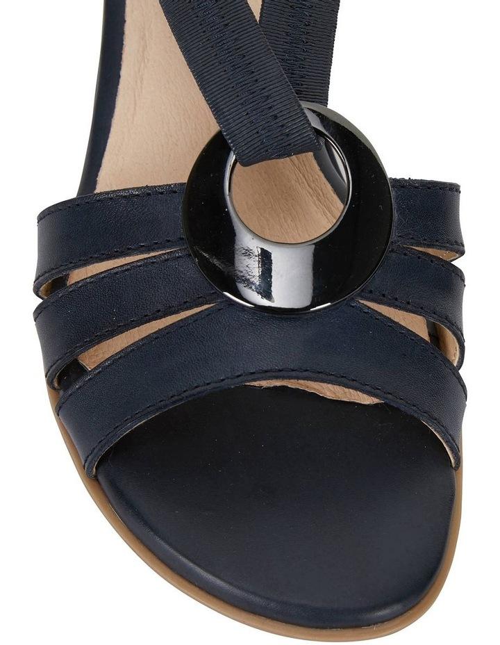 Corina Navy Glove Sandal image 5