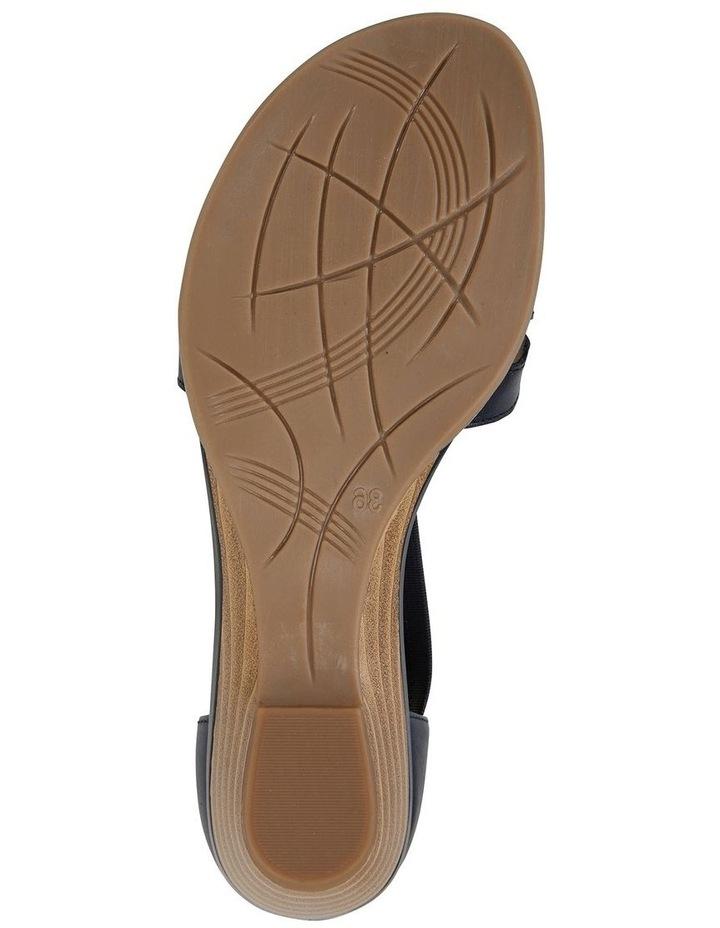 Corina Navy Glove Sandal image 6