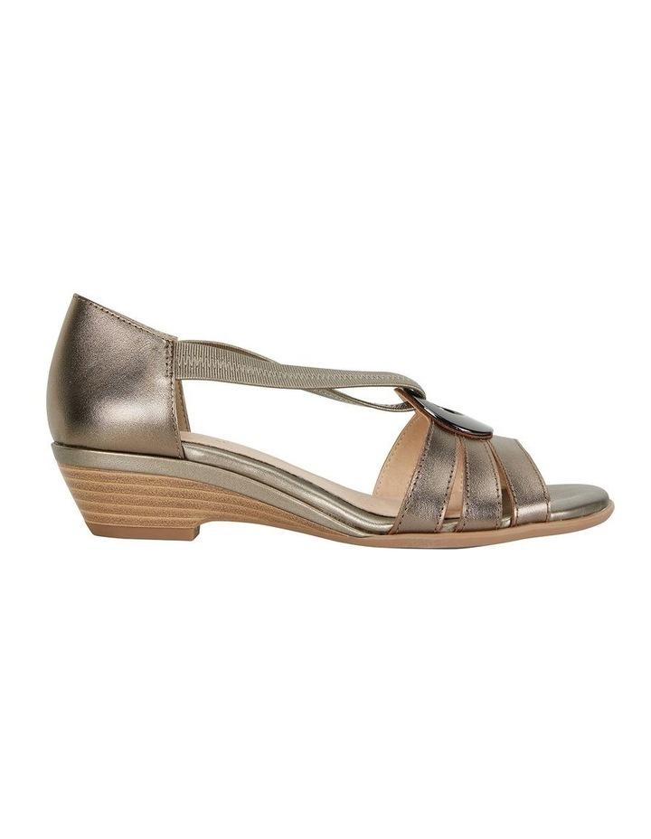 Corina Pewter Metallic  Sandal image 1