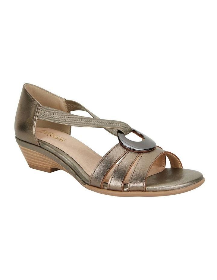 Corina Pewter Metallic  Sandal image 2