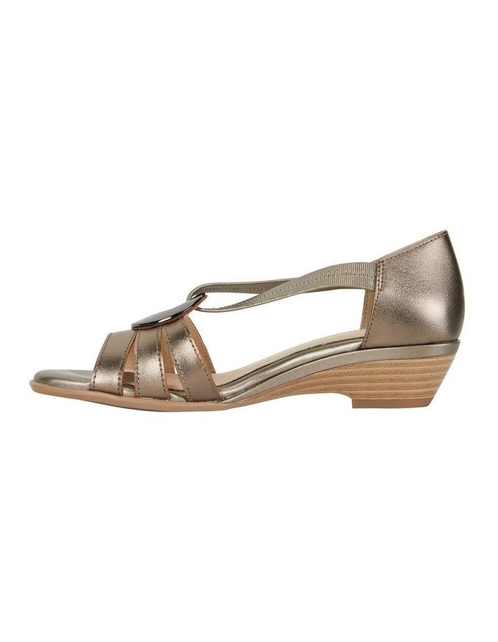 Corina Pewter Metallic  Sandal image 3