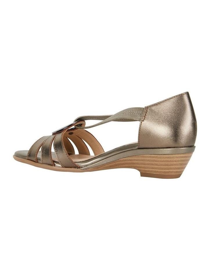 Corina Pewter Metallic  Sandal image 4