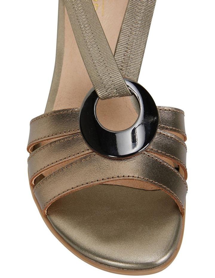 Corina Pewter Metallic  Sandal image 5