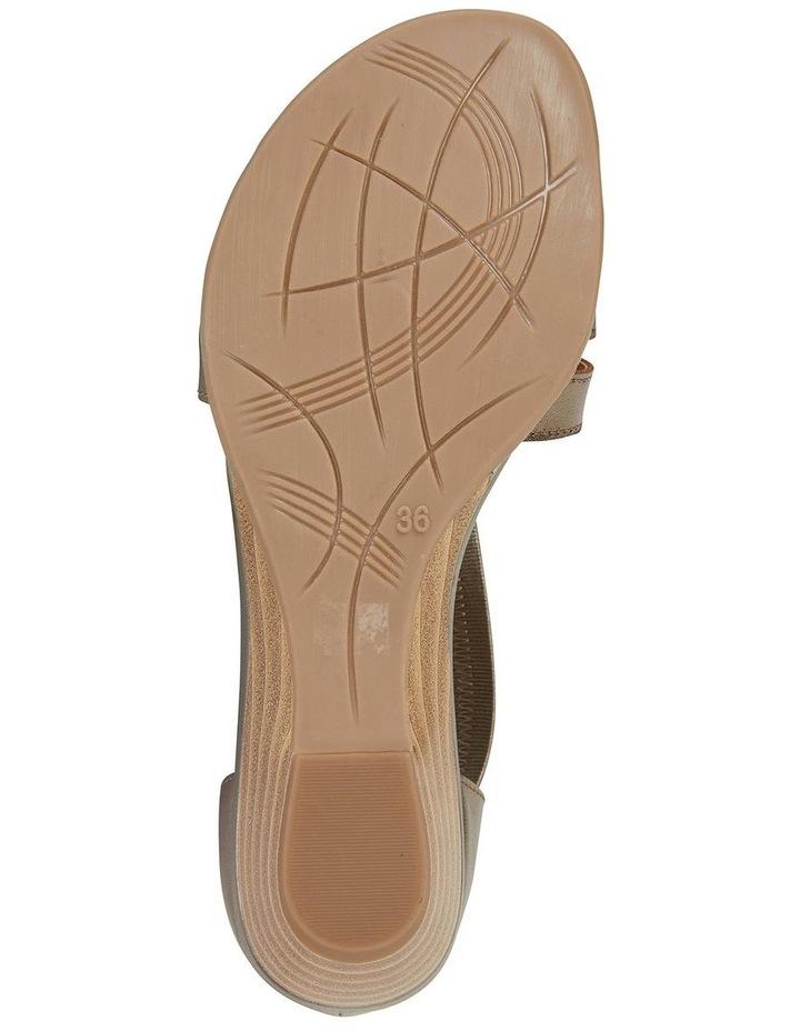Corina Pewter Metallic  Sandal image 6