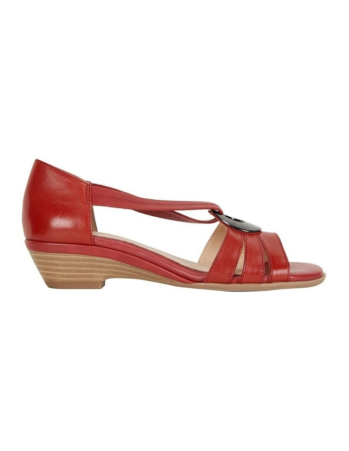 Corina Red Glove Sandal image 1