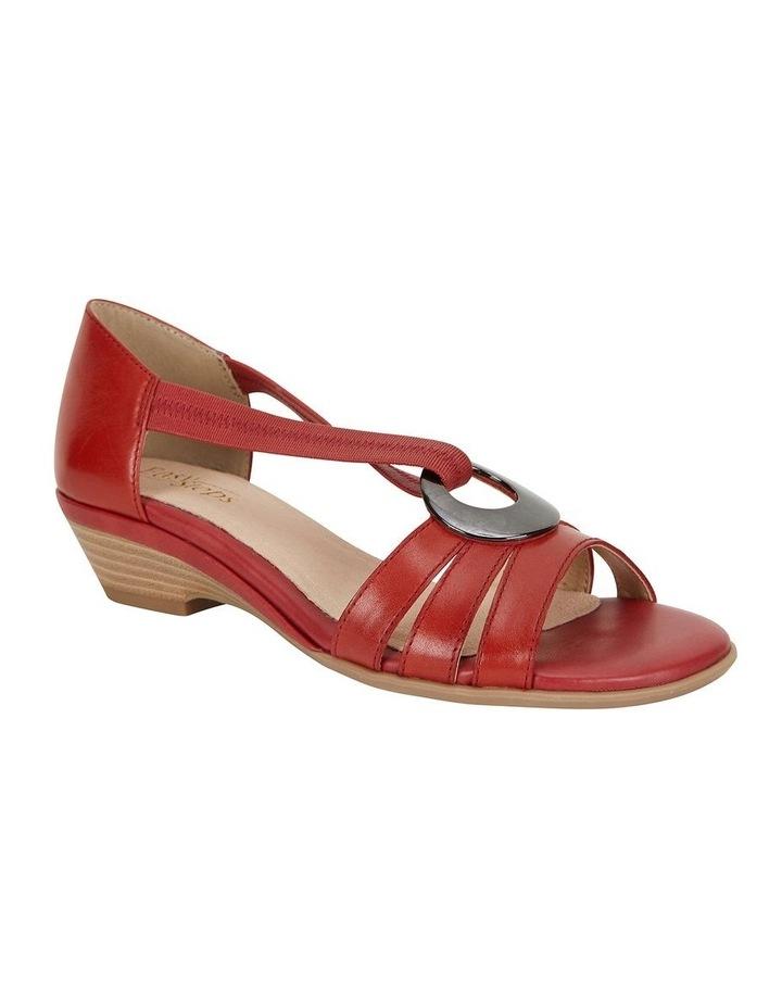 Corina Red Glove Sandal image 2