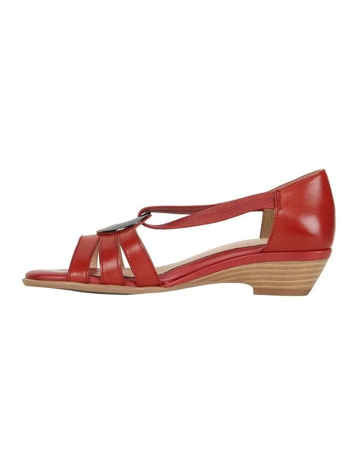 Corina Red Glove Sandal image 3