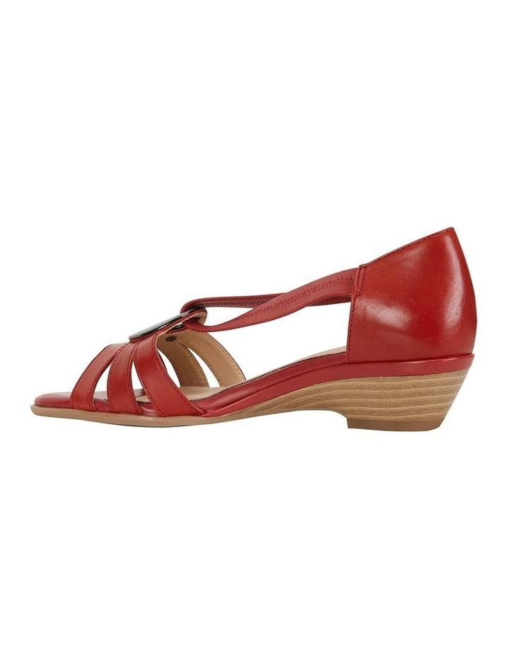 Corina Red Glove Sandal image 4