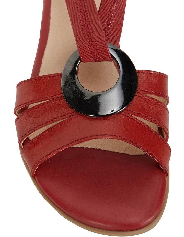 Corina Red Glove Sandal image 5